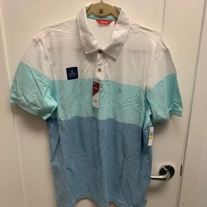 NEW WITH TAGS IZOD POLO